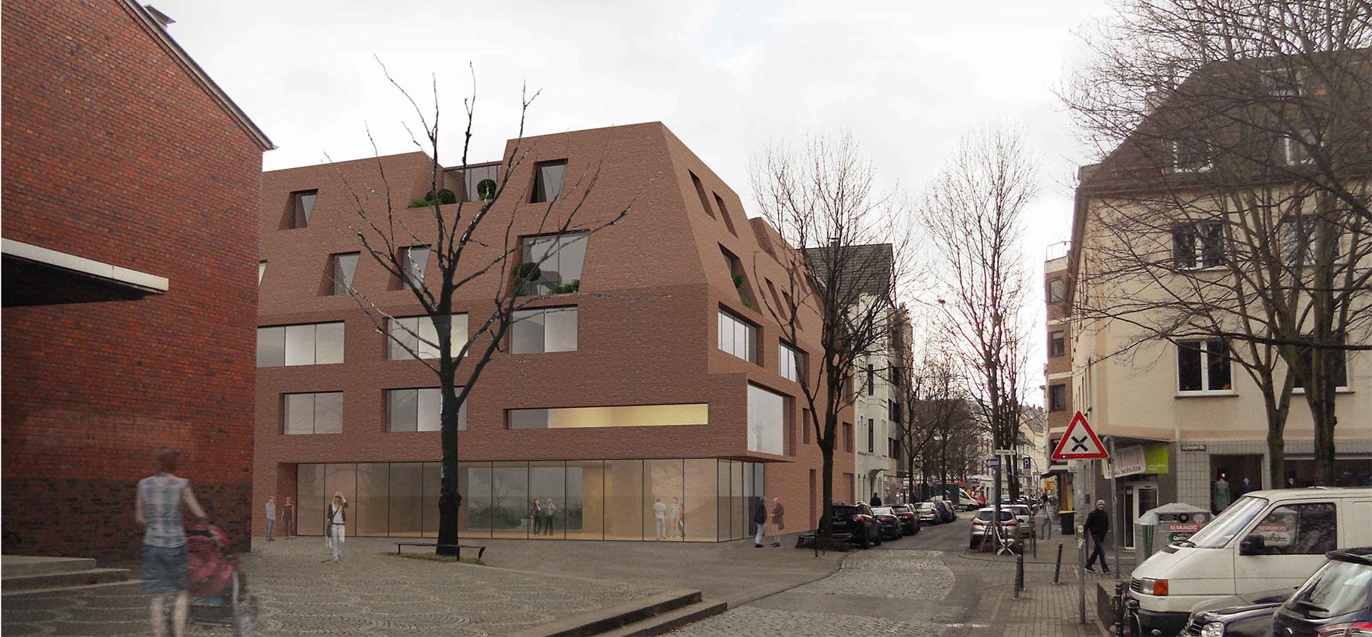 Architektur Köln ute piroeth architektur